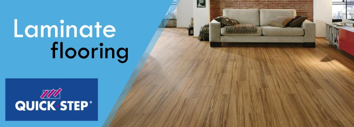 Quick-Step Laminate Flooring at Surefit Carpets